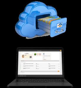 Laptop QualEpass Cloud